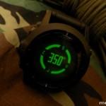 Tactix kompas bez navigace