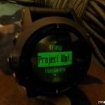 Tactix projektování bodu