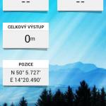Garmin widgety