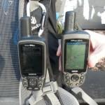 GPSmap 64st a starší bratříček
