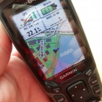 Displej GPSmap 64st