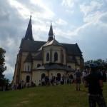 kostel na Mariánské hoře