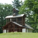 zvonička na Mariánské hoře
