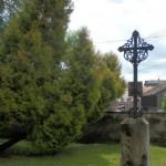 Spišská Stará Ves - křížek