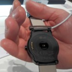 LG G Watch R snímač tepu