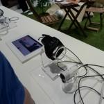 Sony kamerka s ovládáním