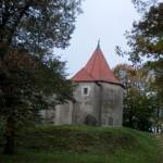 Věž tvrze Cuknštejn