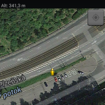 Aplikace Bluetooth GPS - poloha
