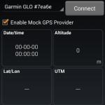 Před spojením s GPS modulem