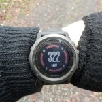 Garmin fenix3 - kompas