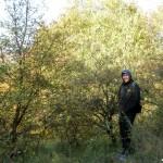 Eboko v lese