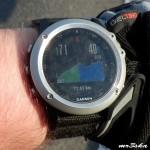 fenix3 profil při navigaci